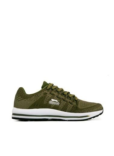 Slazenger Slazenger WOLTER Koşu & Yürüyüş Erkek Ayakkabı Haki Haki